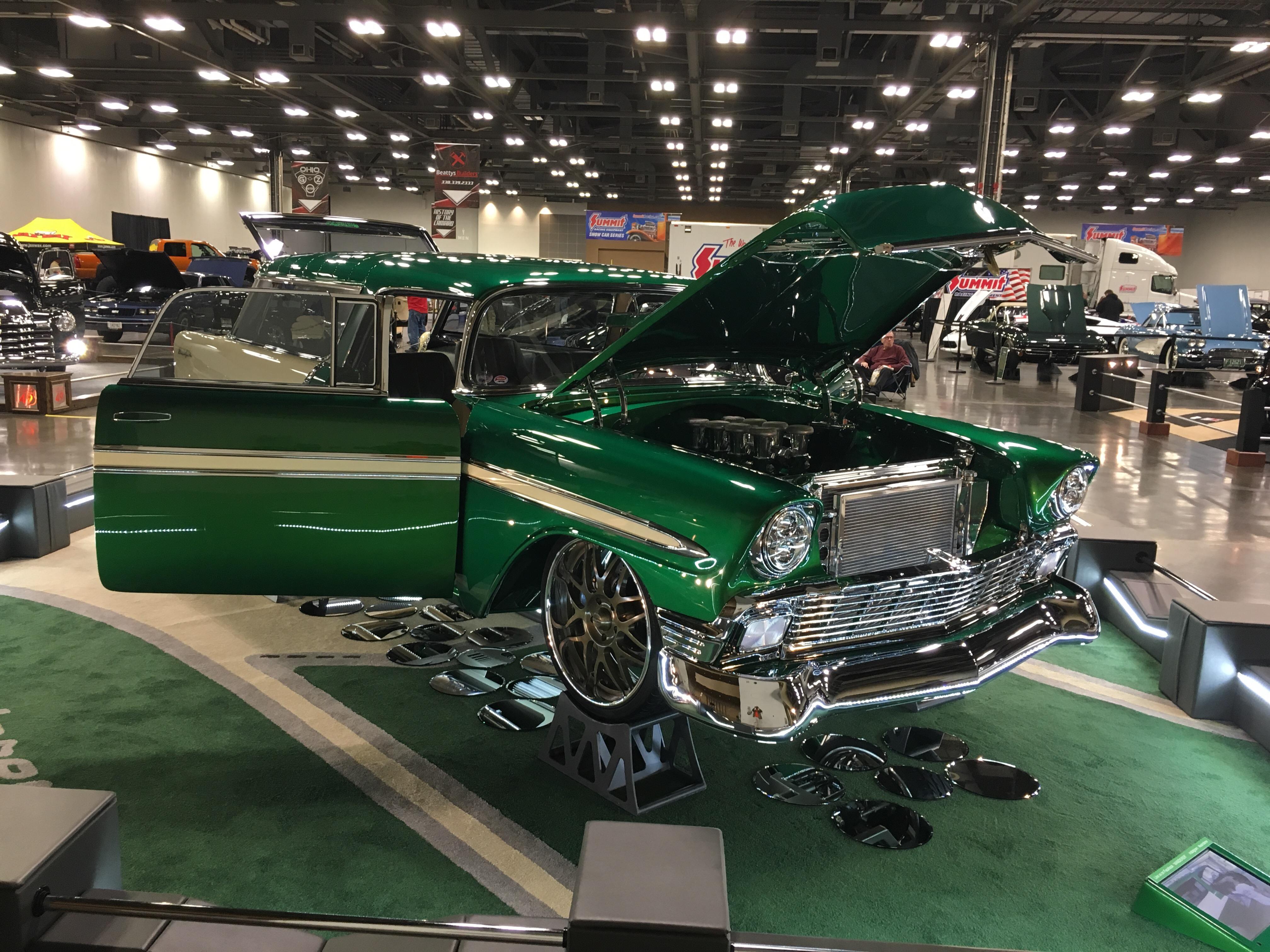 Summit Racing Hot Rod Custom Car Show Five Lugs - Summit car show