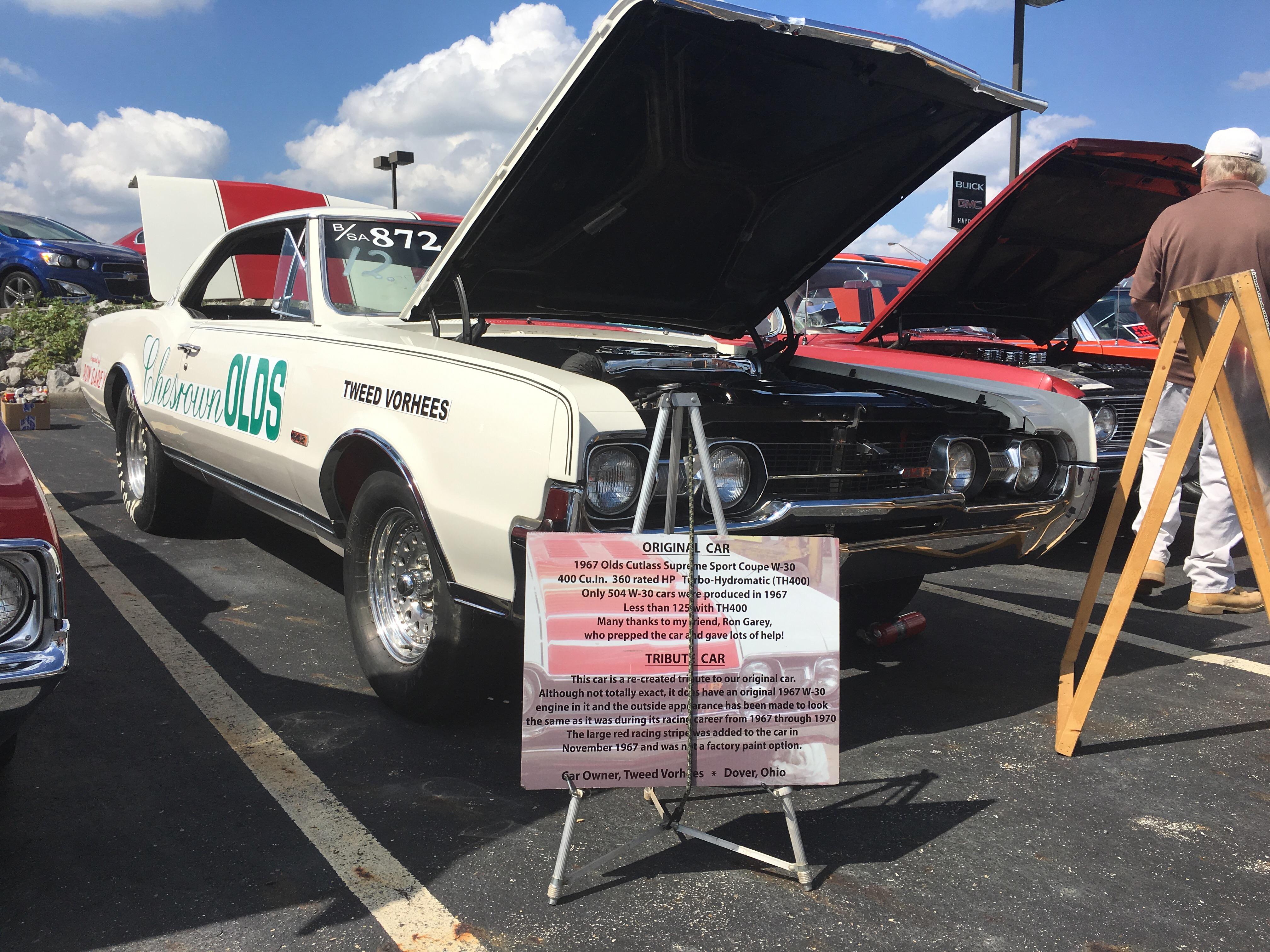 31st Mid Ohio Chapter OCA Show – Five Lugs